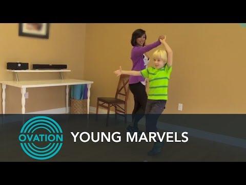 Young Marvels - Cheryl Burke Surprises Lev