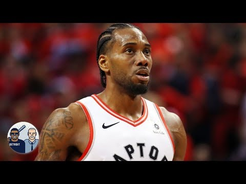 Video: The Raptors should retire Kawhi's jersey on his first night back - Jalen Rose | Jalen & Jacoby