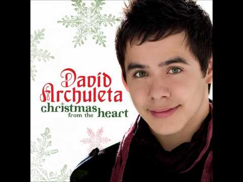 Angels We Have Heard on High- David Archuleta (Christmas from the Heart)