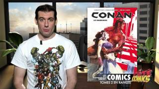 Côté Comics S02E02 - Guardians of Galaxy, Temps Morts, Millar
