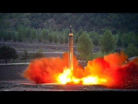 Καταδίκη από ΟΗΕ της νέας εκτόξευσης πυραύλου από Β. Κορέα