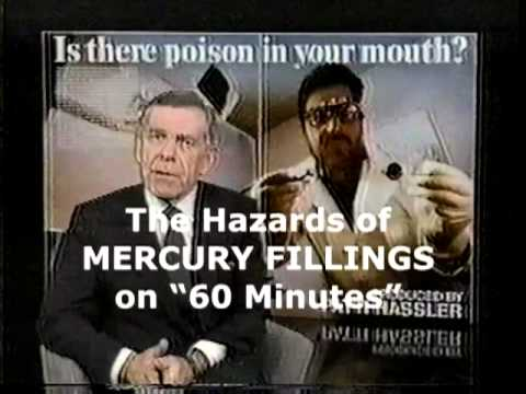 60 Minutes: Hazards of Mercury Fillings