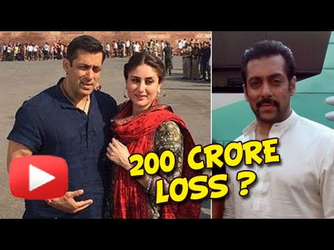200 Crores Loss If Salman Goes To Jail For 5 Years