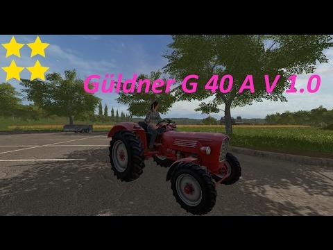 Guldner G 40 A v1.0