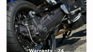 3. 2011 Moto Guzzi Griso 8V SE - Features and Specs