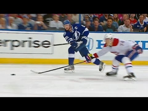 Video: Steven Stamkos goes coast-to-coast for goal
