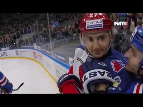 Закулисье КХЛ  Специальный репортаж от 10.10. 2016 (видео)