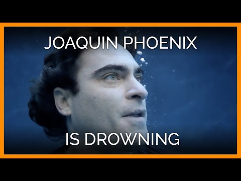Watch: Joaquin Phoenix Fakes Drowning, Hopes to Save Some Fish