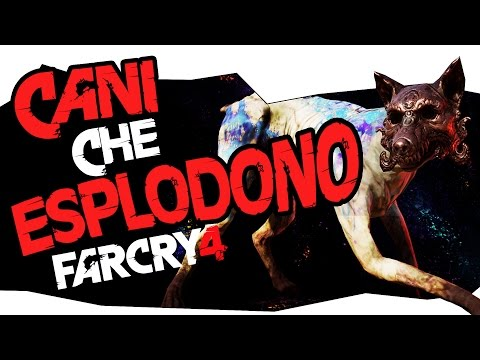Video FAR CRY 4 COOP:  I CANI ESPLODONO! download in MP3, 3GP, MP4, WEBM, AVI, FLV January 2017