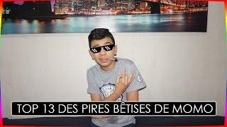 Video TOP 13 DES PIRES BÊTISES DE MOMO MP3, 3GP, MP4, WEBM, AVI, FLV November 2017