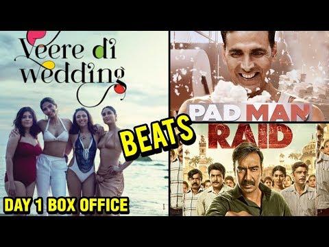 'Veere Di Wedding' RECORD BREAKING Day 1 Box Offic