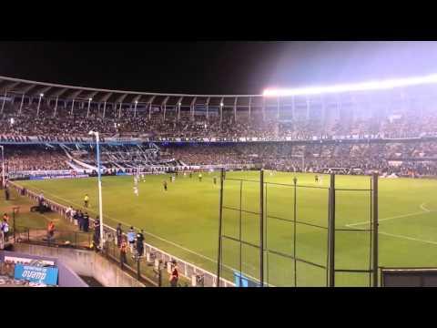 Racing Club vs San Martín de San Juan - increíble hinchada de Racing - La Guardia Imperial - Racing Club - Argentina - América del Sur
