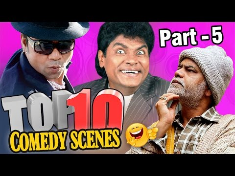 Download Top 10 Comedy Scenes {HD} Ft - Johnny Lever | Rajpal Yadav | Sanjay Mishra  |  IndianComedy