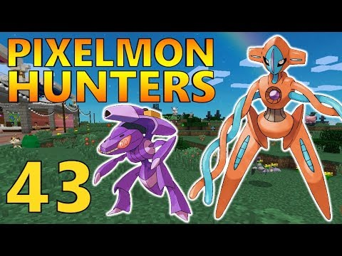 [43] Legendaries Everywhere!!! (Pixelmon Reforged Gameplay S2)
