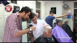 کی جرات داره موهاشو تو این سلمونی بزنه؟! گزارشی از یک آرایشگاه مجانی در تهران