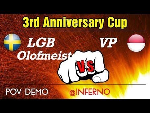 LGB Olofm vs. VP (POV) @inferno (RUS комментарии) \\\\ 3rd Anniversary Cup