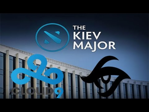 Cloud 9 vs Secret - EU Main Qualifiers bo1 - Kiev Major 2017