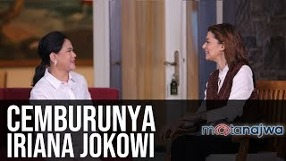 Video Rahasia Keluarga Jokowi: Cemburunya Iriana Jokowi (Part 2) | Mata Najwa MP3, 3GP, MP4, WEBM, AVI, FLV Januari 2019
