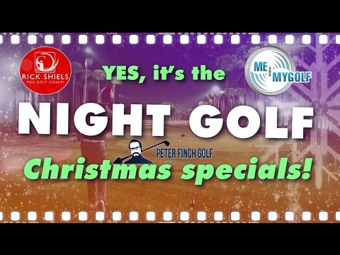 NIGHT GOLF CHRISTMAS SPECIALS PREVIEW