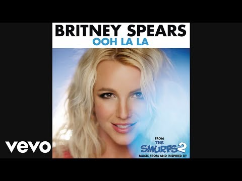 Britney Spears - Ooh La La (Audio)