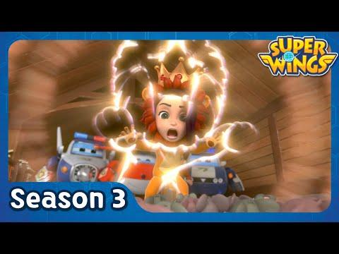 Olivia The Brave | super wings season 3 | EP25