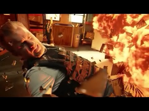 """Hawaii Five-0 - Dirty Bomb (7.18 """"E Malama Pono"""") Music: Blue Stahli - I Am The Beast"""