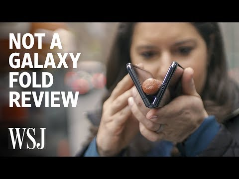 This Was Supposed to Be a Samsung Galaxy Fold Review