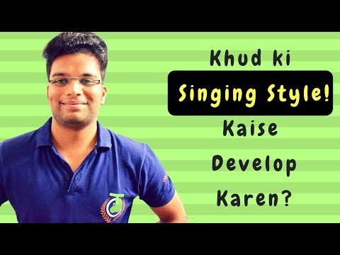 Khud Ka Singing Style Kaise Banayen ? | Paarth Singh | How To Sing Extraordinary