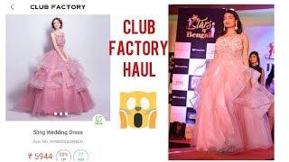 Video Club factory haul || wedding gown dress || ring set || MP3, 3GP, MP4, WEBM, AVI, FLV Mei 2019