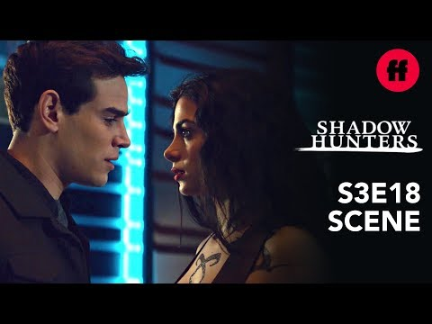 Shadowhunters Season 3, Episode 18 | A Romantic Sizzy Moment is Interrupted | Freeform