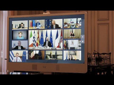 COVID-19: Συμφώνησαν ότι…δεν συμφωνούν στη Σύνοδο Κορυφής της ΕΕ…