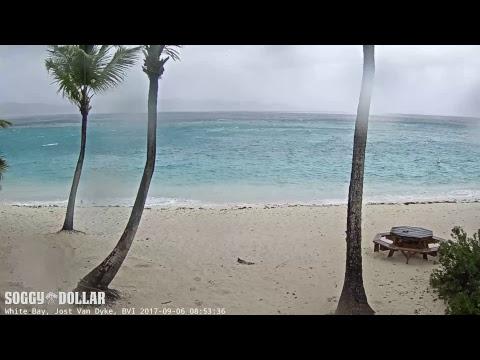 Вэб-камера с Йост-ван-Дейк (ураган Ирма на подходе)