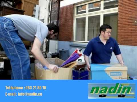 Déménagement Nadin Arlon Luxembourg