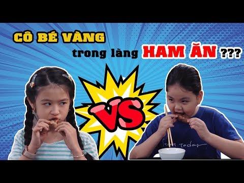 Lam Chi vs Tâm Anh: Ai là CÔ BÉ VÀNG trong làng HAM ĂN???   SML - Thời lượng: 13 phút.