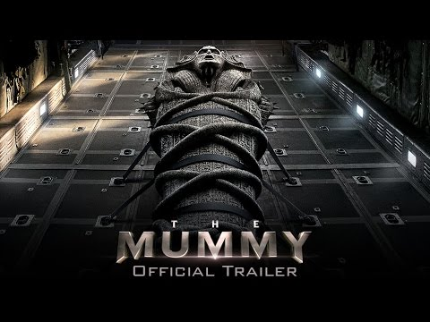 The Mummy Official Trailer