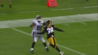 Incredible One-Handed Catch by Philly's Paul Turner | Eagles vs. Steelers | NFL by NFL