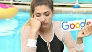 If Google Was On Summer Break by RCLBeauty101