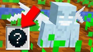 RAIDING a Village for RANDOM Drops (Minecraft Randomizer Survival #5)
