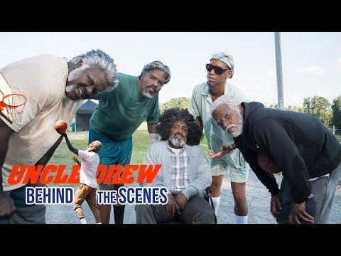 'Uncle Drew' Behind The Scenes