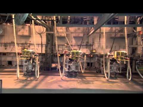 Dây chuyền sản xuất Glass