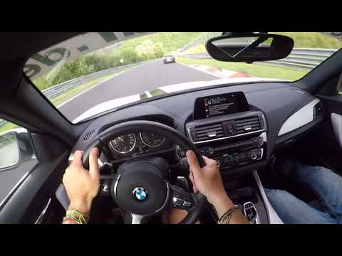 Nurburgring lap with racing instructor