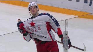 Шалунов решает буллитную серию в Петербурге