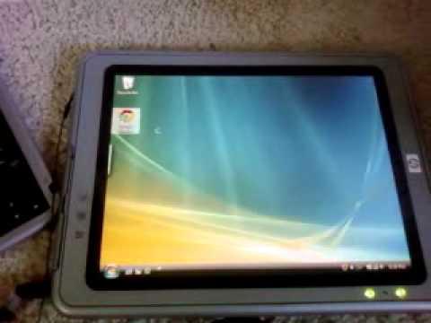 HP COMPAQ TC1100 Tablet Review