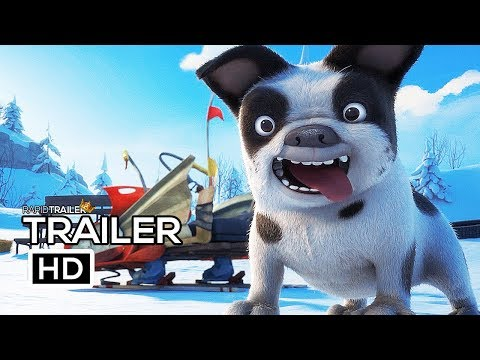 RACETIME Official Trailer (2018) Animated Movie HD