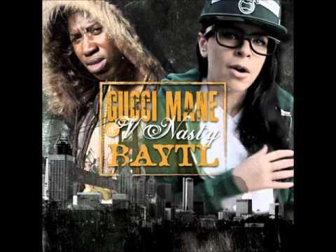 Gucci Mane ft. V-nasty-lets get faded