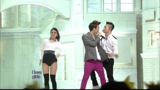 Taeyang(sol) Live! I Need a Girl (3)