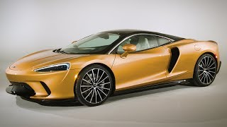 The NEW McLaren GT: Taking On Bentley And Aston Martin | Carfection 4K by Carfection