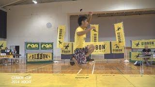 男子決勝 Gappai vs Rei