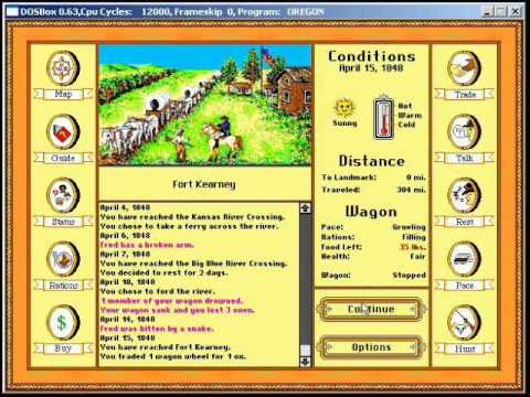 oregon trail ii pc