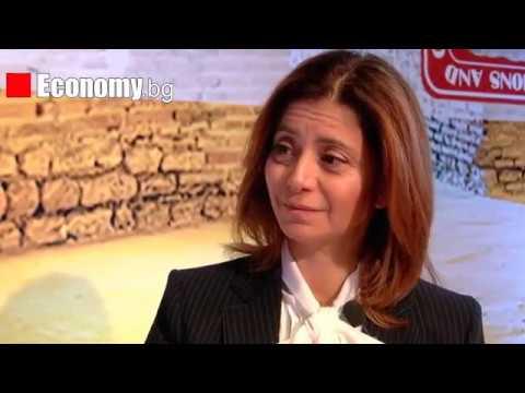 HRH Princess Dana Firas Interview with Economy.bg P1